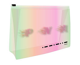 Holographic Pouch PNA