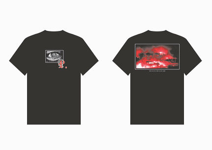 T-shirt PNA California Burnt