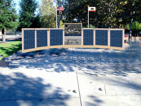 Placer County Veterans Monument