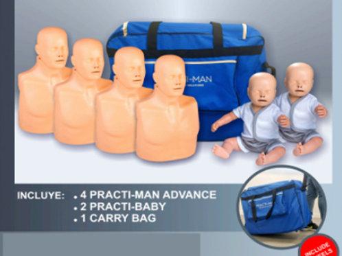 Pack Practiman Advance Enseñanza Grupal