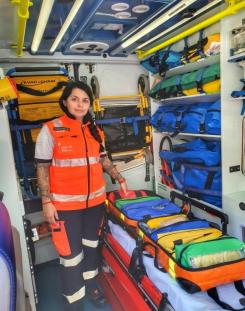 Cuando las ambulancias vuelven a donde nunca deberían haber salido
