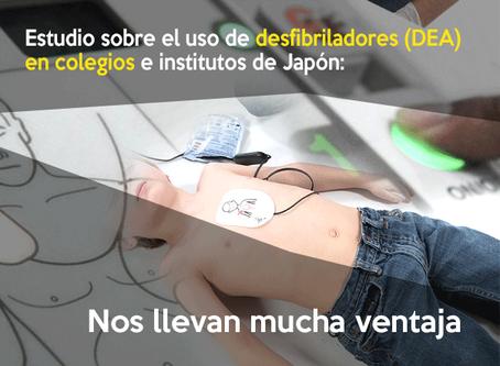 Paradas cardíacas en colegios de Japón