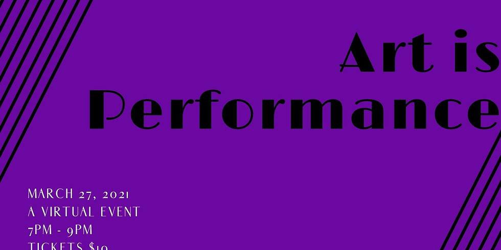 Art is Performance