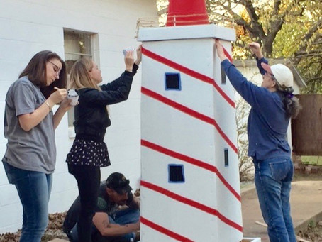 LIGHTHOUSE Painting Party!