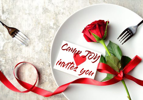 Valentine Banquet - The First in Years!