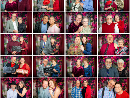 Pictures, Video, and Fun Details from the 2020 Valentine Banquet!
