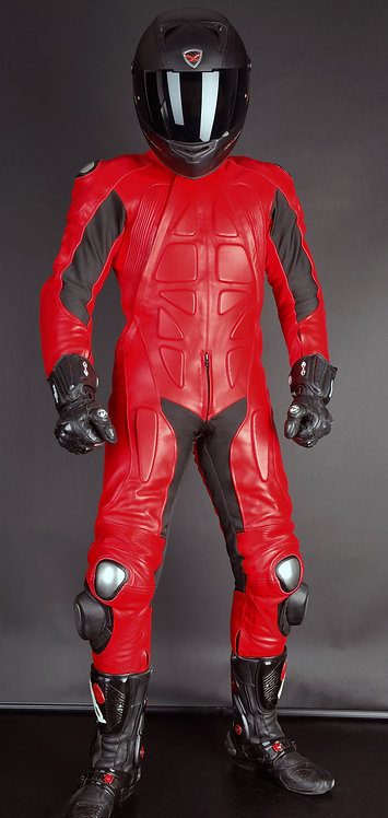 RED REBELLION SERIES LEATHERS