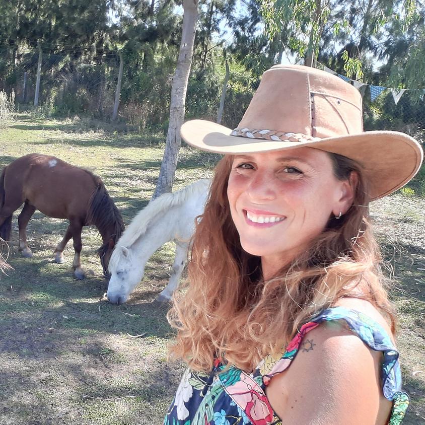 Sesiones de Coaching y Sanación con Caballos - Buenos Aires, Argentina