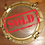 "Thumbnail: VINTAGE 20"" SOLID BRASS AUTHENTIC 4 DOG PORTHOLE"