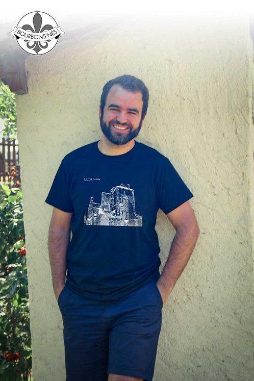 """T-shirt Homme """"La mal coiffée"""""""