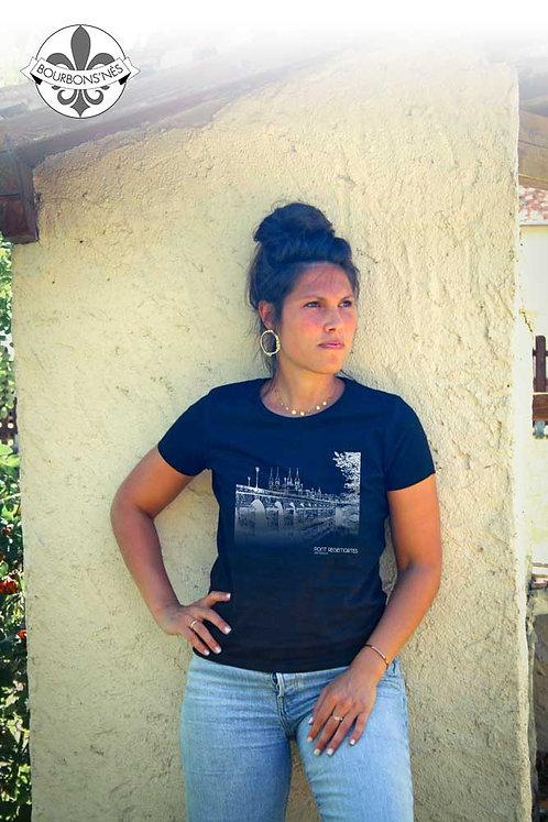 """T-shirt Femme """"Pont Regemortes"""""""