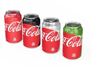 Coca Cola - the impending rebrand