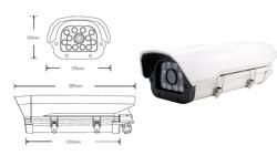 CVT-H12X: AUTOLIGHT 2.1M Outdoor Searchlight 4 IR + High power 8 IR LED