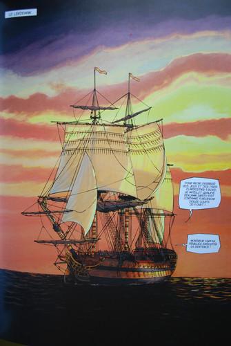HMS : Une fresque romanesque