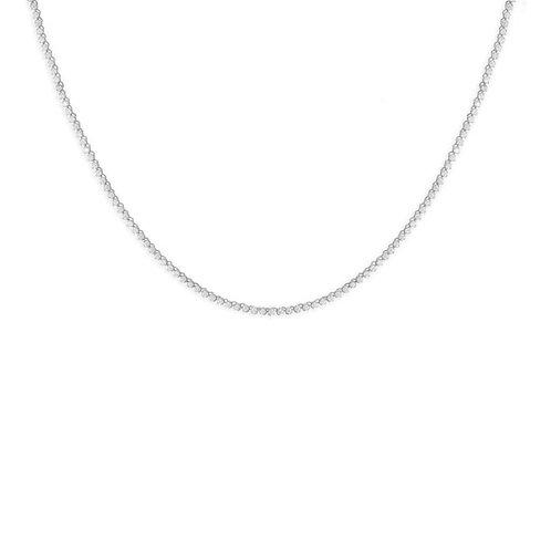 Micro Tennis Necklace
