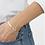 Thumbnail: Thin Snake Bracelet