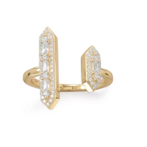 Gold Sahara Ring