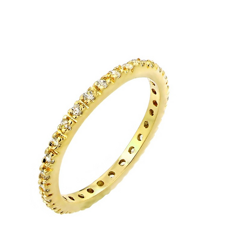 2mm Pave Band