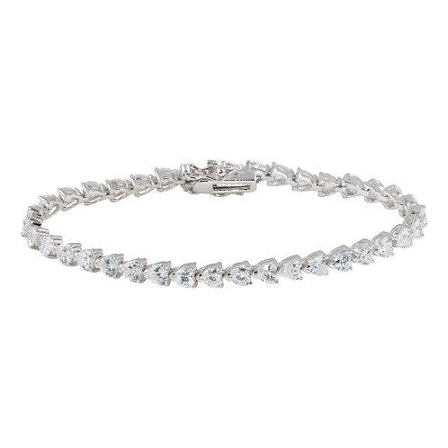 The Love Tennis Bracelet