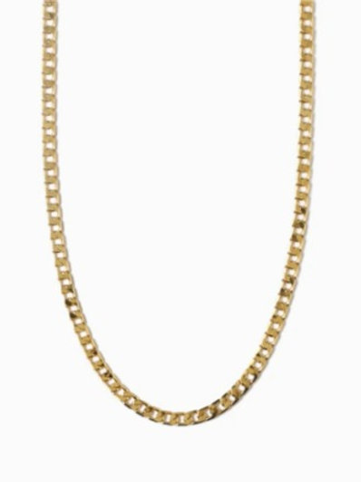 Flat Curb Chain