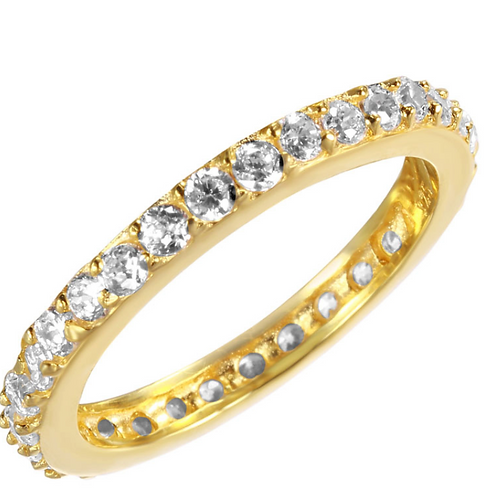 3mm Pave Band