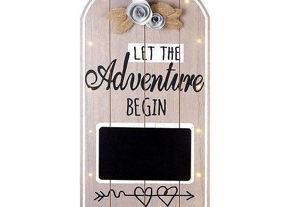 Adventure Chalkboard