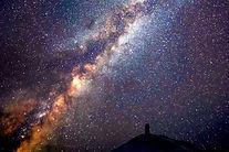 Stunning vibrant Milky Way composite ima