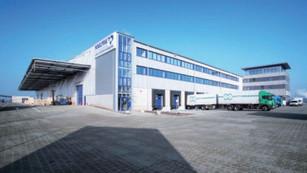 Panalpina Logistik Zentrum