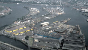 Rosshafen Terminal Hamburg
