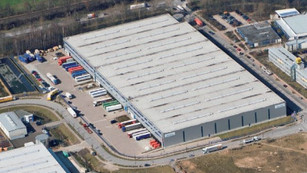 Süderelbe Logistikzentrum