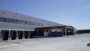 LGI Logistikzentrum Manching