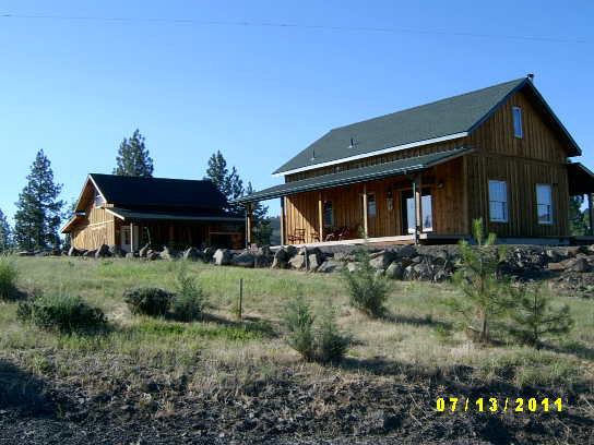 99313 - Winlock Area Cabin Style Home