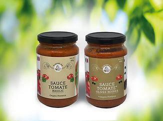 gamme cuisine de Manon sauce tomate