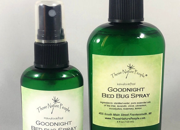 Goodnight Bed Bug Spray