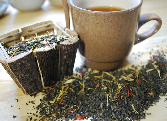 Fruits of Summer Green Tea (Loose Leaf)