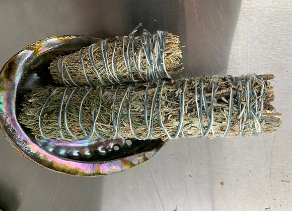 Ceremonial Sweetgrass Smudge stick