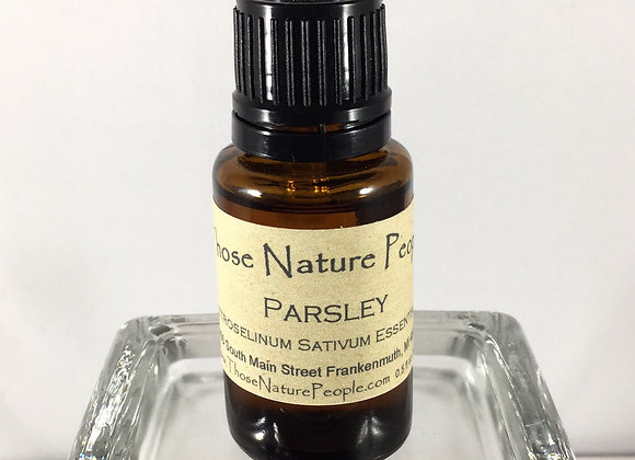 Parsley Seed Essential Oil 15ml