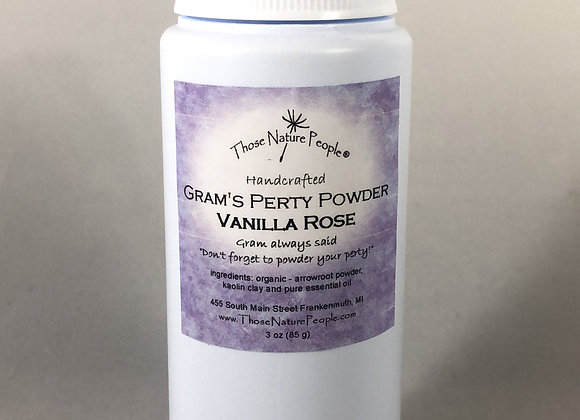 Gram's Perty Powder