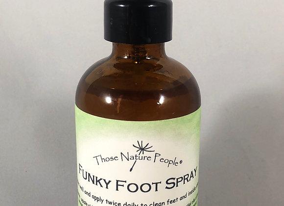 Funky Foot Spray