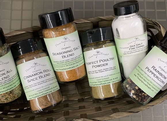 Kitchen Essentials Spice Set