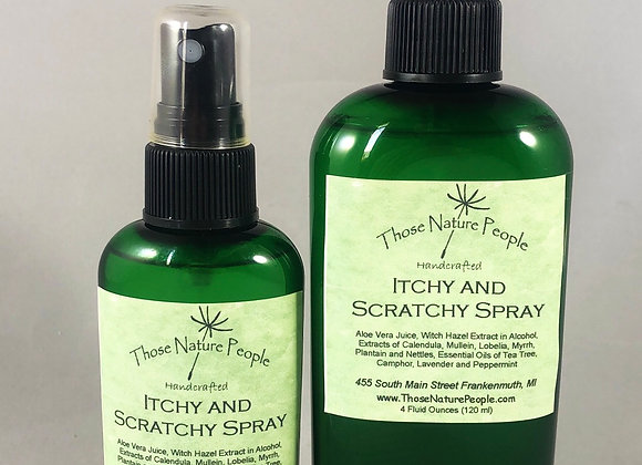 Itchy-n-Scratchy Spray