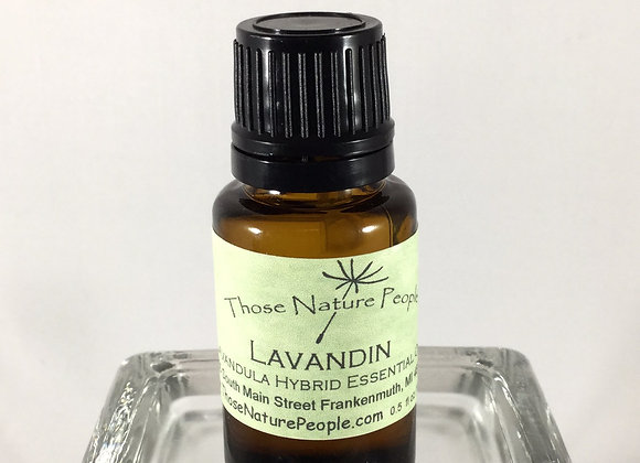 Lavandin Essential Oil 15ml