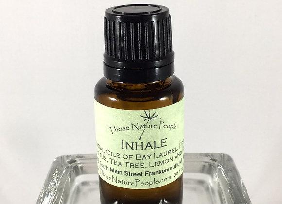 Inhale Essential Oil Blend
