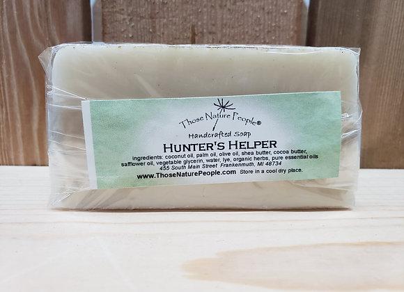 Hunter's Helper Luxury Soap