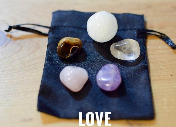 Gemstone Metaphysical Sets
