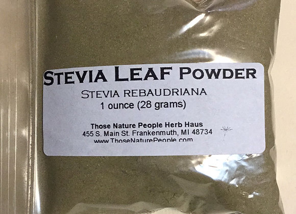 Stevia Leaf Powder 1oz