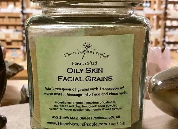 Facial Grains