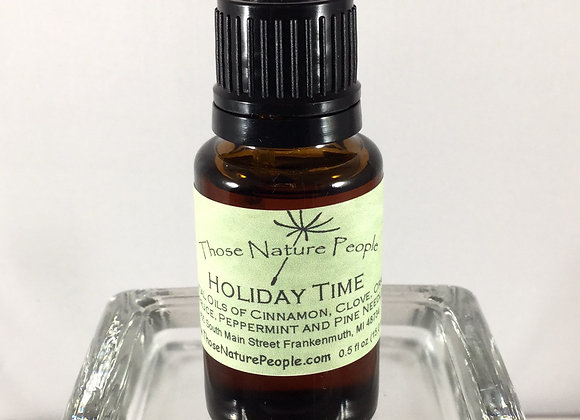 Holiday Time Essential Oil Blend 15ml