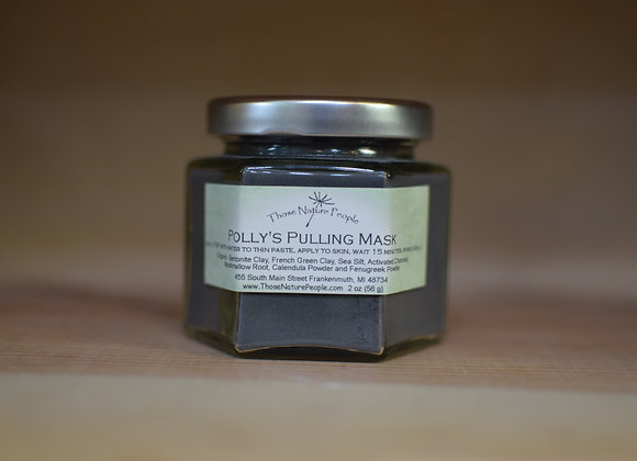 Polly's Pulling Mask Powder
