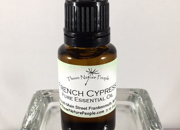 French Cypress Essential Oil